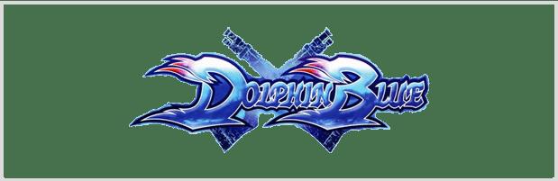 Bannière Dolphin Blue