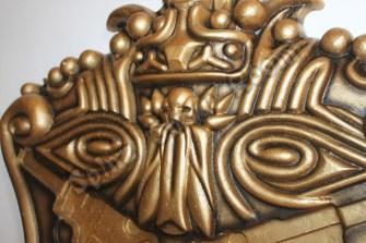 Ashford Emblem Détail