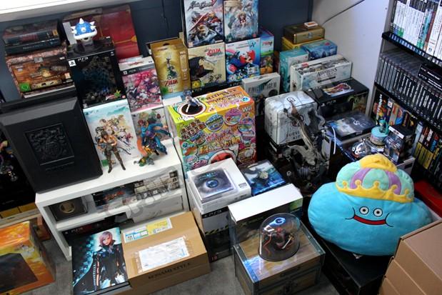 Gaming Room 1 Vue d'ensemble