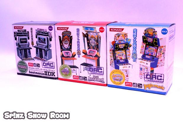 Desktop Arcade Collection Vol.1