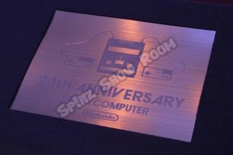 Plaque Famicom Mini Collection Vol