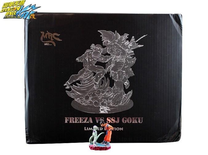 Son Goku Super Saiyajin Vs Frieza Box