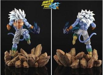 Trunks Super Saiyajin 4