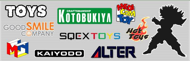 Bannière PVC - Toys