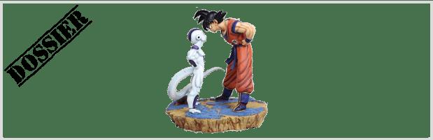 Résines Dragon Ball