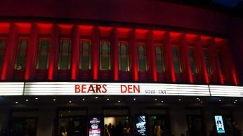 Bear's Den (1); Will Steadman;Spiral