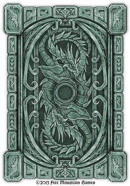 Creature Cards - Card Back Design