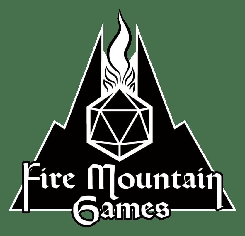 Fire Mountain Games Logo