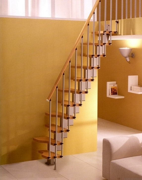 Loft Spiral Staircases Spiral Stairs Direct Blog   Spiral Staircase For Loft Conversion   Loft Room   Stairwell Low   Narrow   Tight Space   Step By Step