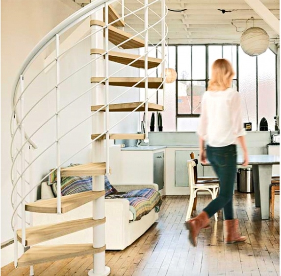 Spiral Staircases And Uk Building Regulations Spiral Stairs | Spiral Staircase To Attic Bedroom | Loft Bedroom | Tight Space | Design | Before And After | Attic Ladder