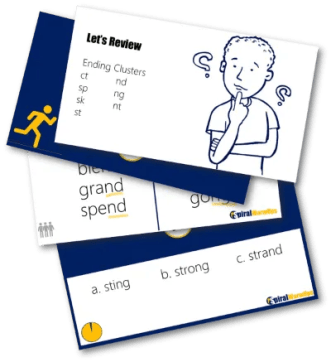 Free warm-ups and word study activities!