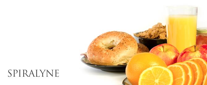 Spiralyne Breakfast Image