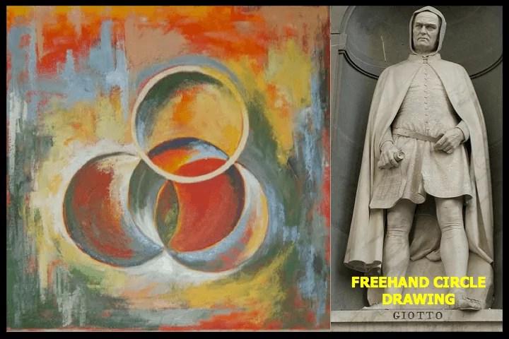 Freehand Circle Drawing