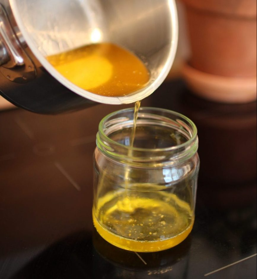 Klarnet smør (ghee)