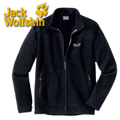 Jack Wolfskin, Midnight Moon fleece, men (1700781)