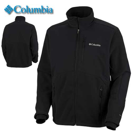 Columbia Sportswear Mens Ballistic II Fleece Jacket (WM6647)
