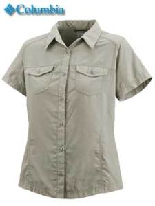 Columbia Sportswear Womens Psych to Hike SS Shirt (AL7986)