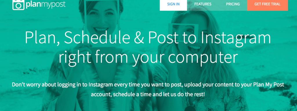 PlanMyPost Review – Schedule Instagram posts from your PC