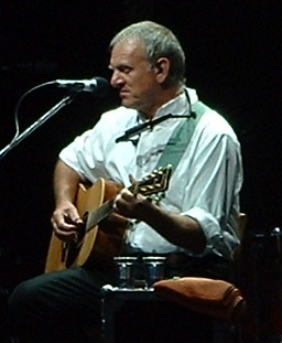 Ralph McTell 2003 in Cornwall