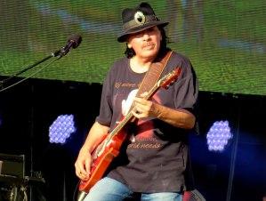 Carlos Santana 2018 in London