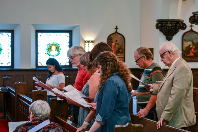 Confirmations at St. Philip's, Joplin Image credit: Robert Smith