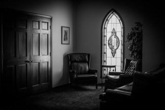 St. Paul's Episcopal Church Clinton, Missouri. Image credit: Gary Allman