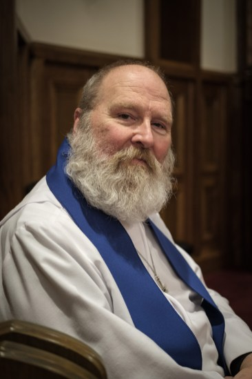The Rev. Dr. James Lile, Jr. Image credit: Gary Allman
