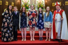 On Saturday April 21, 2018, Grace Episcopal Church, Carthage, hosted diocesan Area Confirmations. Image: Gary Allman