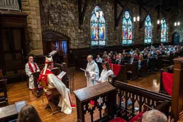 Ordination of the Rev. Kim Taube and the Rev. Warren Swenson Image: Gary Allman