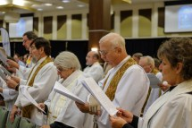 Opening Eucharist of the 129th Convention of The Diocese of West Missouri. Image: Gary Allman