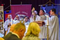 Opening Eucharist of the 129th Convention of The Diocese of West Missouri. Image: Donna Field