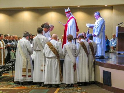 Ordinations to the Diaconate. Image: Donna Field