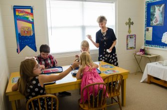 St. Stephen's Sunday School