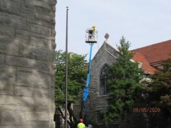St Philip's Episcopal Church - Joplin, Missouri. Image: Facebook