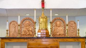 Re-Dedication and Consecration of St. James Episcopal Church, Springfield, Missouri. Image credit: Gary Allman