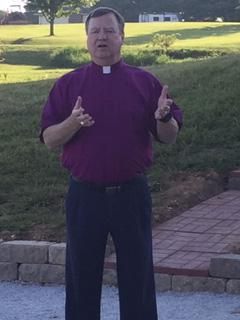 Bishop Marty. Image: Julie Holloway