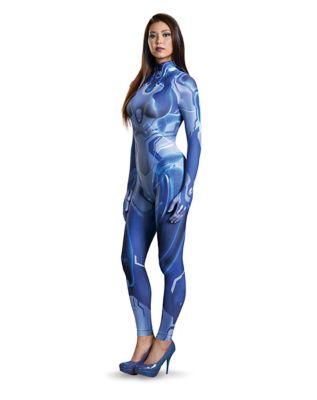 Adult Cortana Costume Halo