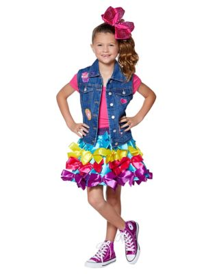 Kids JoJo Siwa Costume Kit Nickelodeon