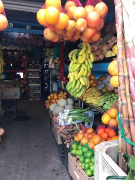 Vibrant Colors at the Market
