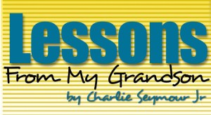 Lessons From My Grandson by Charlie Seymour Jr featuring Beckett