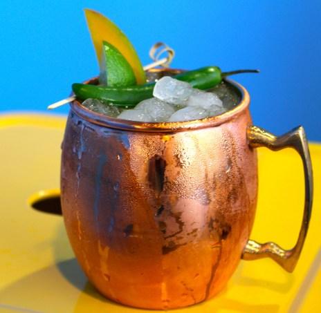 spiritedla mango cocktail 2