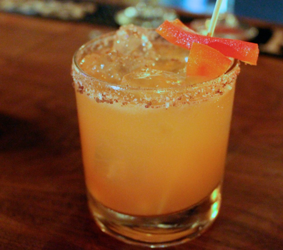 SpiritedLA reviews the engine room in Mystic, CT. Drink: Starman