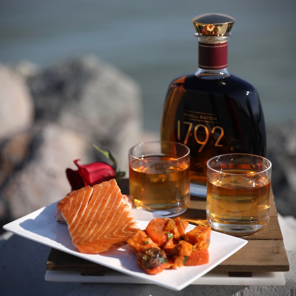 1792 bourbon and food pairings_4874