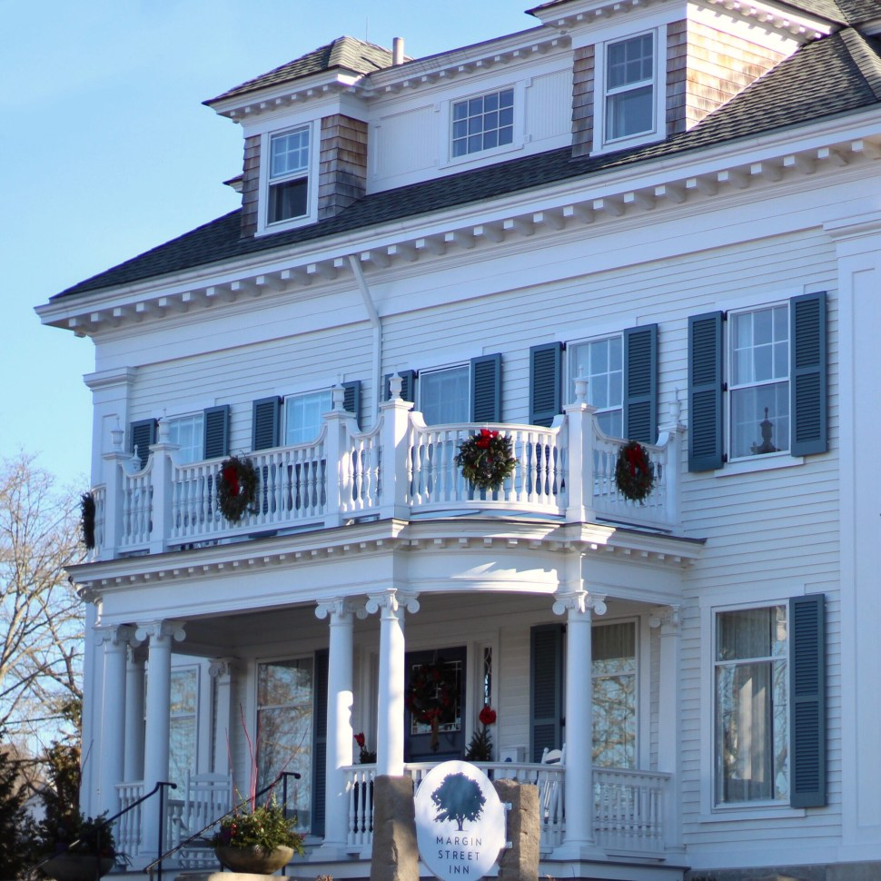 Rhode Island Bed and Breakfast - Margin Street Inn, 4 Margin St, Westerly, RI 02891 - SpiritedLA