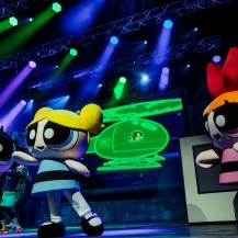 The Powerpuff girls Cartoon Network