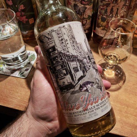 Williamson 2005 bottled for The Mash Tun Tokyo