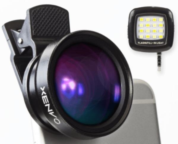 XENVO Premium Camera Lens Kit