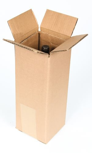 wine magnum shipping box