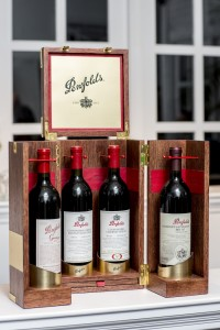 Penfolds 1990 Collection at 2014 DFS Masters of Wines and Spirits
