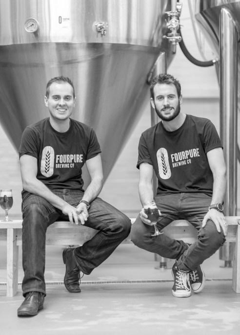 FourPure founders